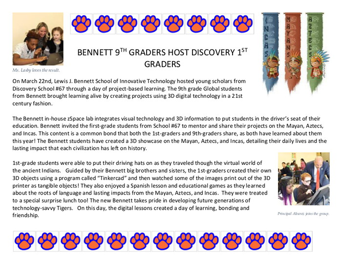 BENNETT+9TH+GRADERS+HOST+DISCOVER+1ST+GRADERS.jpg