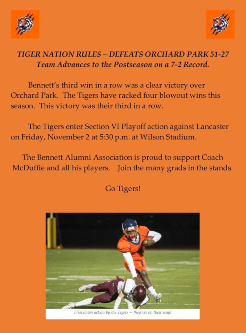 Tiger nation rules